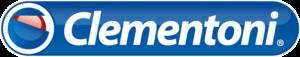Logo Clementoni Bordo Bianco 2013
